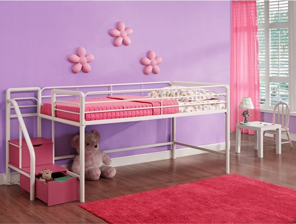 Great Deals And Customer Reviews On Loft Beds For Teens L