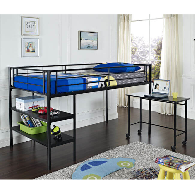 10 Loft Beds for Kids That Won't Break the Bank ...
