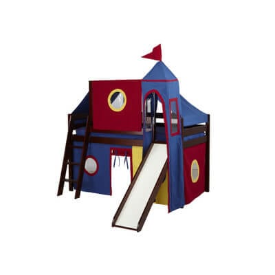 fairytale playhouse loft bed