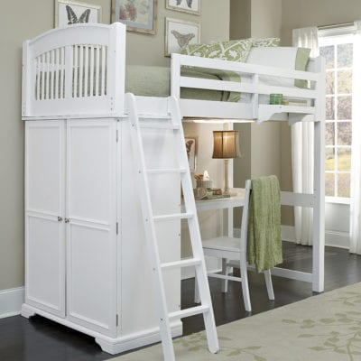 white-loft-bed-with-desk-and-storage
