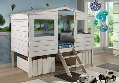 club house loft bed
