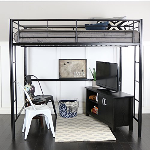 loft bed with extra weight capacity